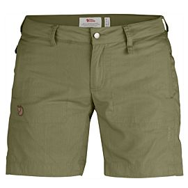 Fjällräven Abisko Shade short dames savanna