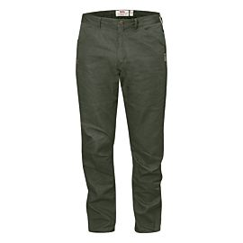 Fjallraven High Coast wandelbroek heren mountain grey