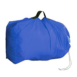 Lowland Outdoor Flightbag 85 bagagezak blue