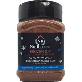 No Rubbish Frozen Joy Limited Winter Edition rub