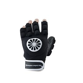 The Indian Maharadja Glove shell foam half left hockeyhandschoen black