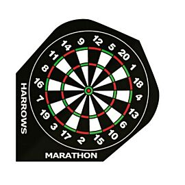 Harrows Darts Marathon dartbord flights