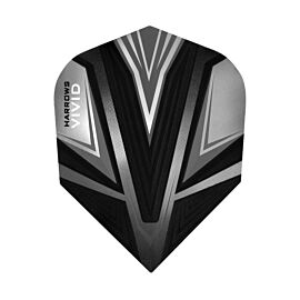 Harrows Darts Vivid flights smokey