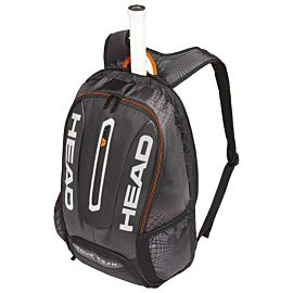 Head Tour Team Backpack tennistas black silver