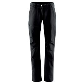 Maier Sports Helga short size wandelbroek dames black