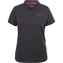 Icepeak Kassidy polo dames anthracite