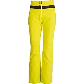 Bogner Fire+Ice Borja skibroek dames yellow