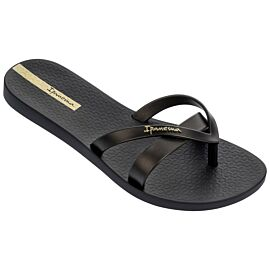 Ipanema Kirey slippers dames black gold