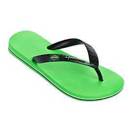 Ipanema Classic Brasil slippers junior green black