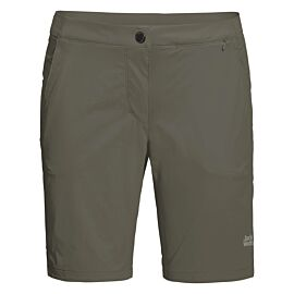 Jack Wolfskin Hilltop Trail short dames grape leaf
