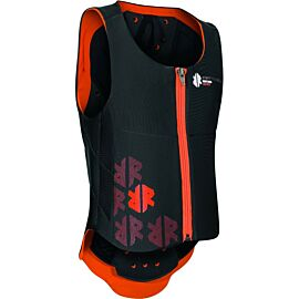 Komperdell Ballistic rugbeschermer junior orange