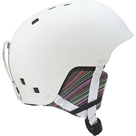 Salomon Kiana skihelm junior matte white