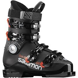 Salomon Ghost 60T skischoenen junior black orange