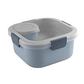 Sunware Sigma home food to go lunch kit - 3 delig - blauw