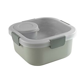 Sunware Sigma home food to go lunch kit - 3 delig - groen