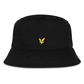 Lyle & Scott Cotton Twill hoed true black