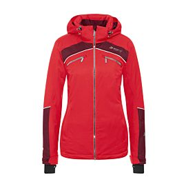 Maier Sports Albona winterjas dames poinsettia