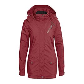 Maier Sports Carpegna outdoor jack dames red dahlia