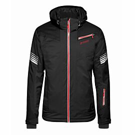 Maier Sports Seebuck winterjas heren black