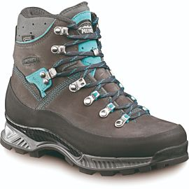 Meindl Island Lady MFS rock 2909 bergschoenen dames anthracite turquoise