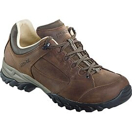 Meindl Lugano 5169 wandelschoenen heren dark brown