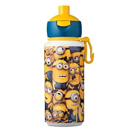 Rosti Mepal Campus Pop-Up drinkfles decors minions