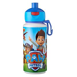 Rosti Mepal Campus Pop-Up drinkfles decors paw patrol