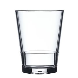 Mepal Flow glas 200 ml transparant