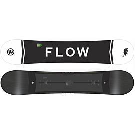 Flow Merc Black wide snowboard