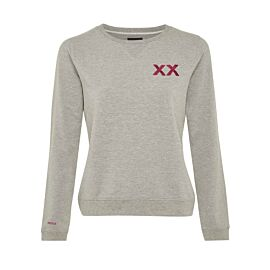 Mexx Crewneck sweater dames grey melange