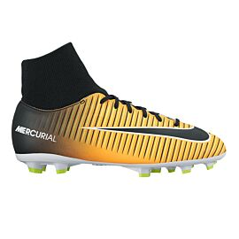 Nike Mercurial Victory VI Dynamic Fit FG 903600 voetbalschoenen junior laser orange white volt black
