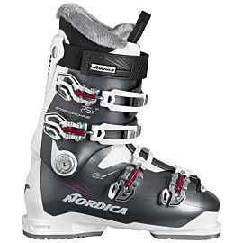 Nordica Sportmachine 75X skischoenen dames white anthracite purple