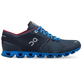 On Cloud X 20.99973 hardloopschoenen heren midnight cobalt
