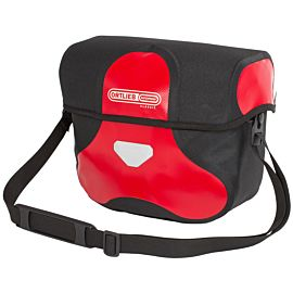 Ortlieb Ultimate6 Classic M stuurtas red black