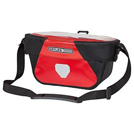 Ortlieb Ultimate6 Classic S stuurtas red black