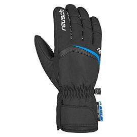 Reusch Balin R-TEX XT handschoenen heren black brilliant blue