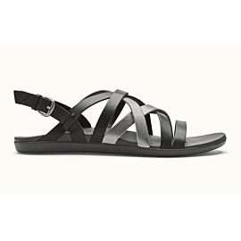 Olukai Awe Awe sandalen dames dark shadow pewter