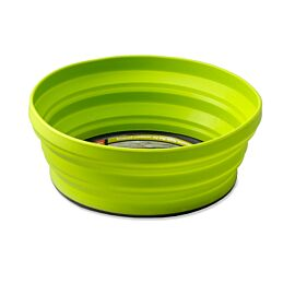 Sea to Summit X-Bowl opvouwbare kom lime green