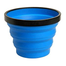 Sea to Summit X-Cup opvouwbare beker blue