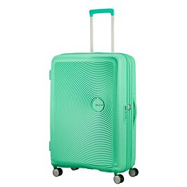 American Tourister Soundbox Spinner 77 koffer deep mint