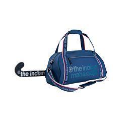 The Indian Maharadja Sports bag hockeytas blue