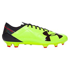 Under Armour Spotlight BL FG 1272300 voetbalschoenen high vis yellow