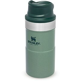Stanley PMI Classic Trigger-Action thermosbeker 250 ml hammertone green