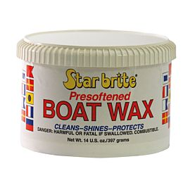 Star brite Carnauba boot wax