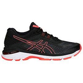 ASICS GT-2000 6 (2A) T858N hardloopschoenen dames black flash coral
