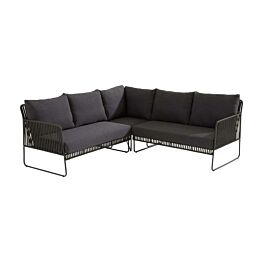 TASTE by 4 Seasons Sapore loungeset 3-delig anthracite