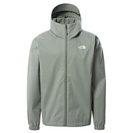 The North Face Quest outdoor jack heren agave green black heather