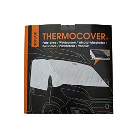 Soplair Thermocover raamisolatie voor Iveco Daily van 2006-2016
