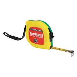 Toolland rolmaat 3 meter