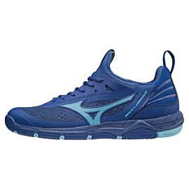 Mizuno Wave Luminous V1GA182097 indoorschoenen heren sodalite blue air blue